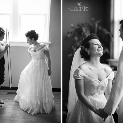 Molly and Ed's Timeless Wedding