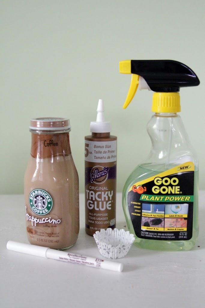 Diy Vintage Milk Bottles Decor Fix