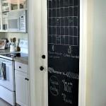 Chalk Paint Door
