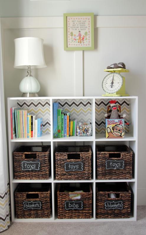 G shelf