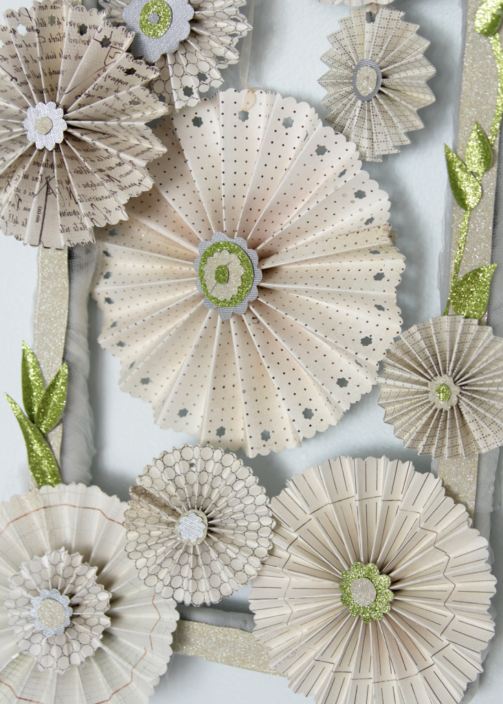 Diy Paper Pinwheels Decor Fix