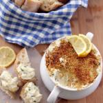Warm & Savory Crab Dip