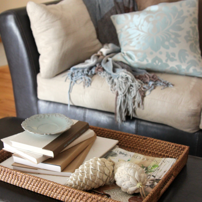 Room Tour: Dana's Feminine Rustic Space