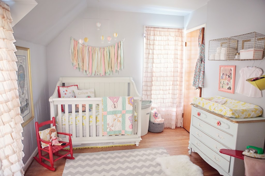 Olive S Hot Air Balloon Nursery