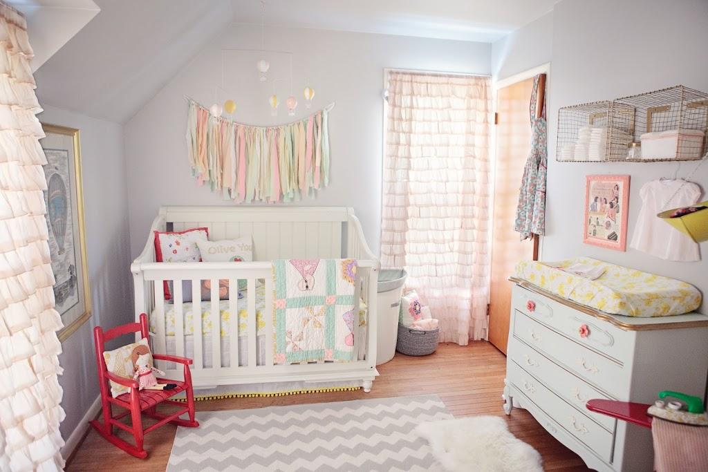 Olive 39 s hot air balloon nursery decor fix - Comodas de bebe ikea ...