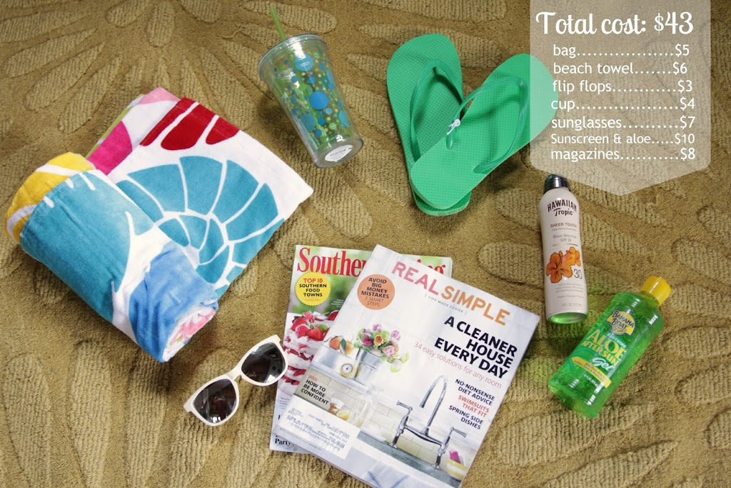 Teacher Gift: Summer Relaxation Kit - Decor Fix