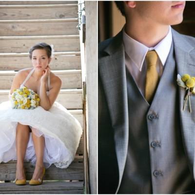 Charming  Farmhouse  Wedding