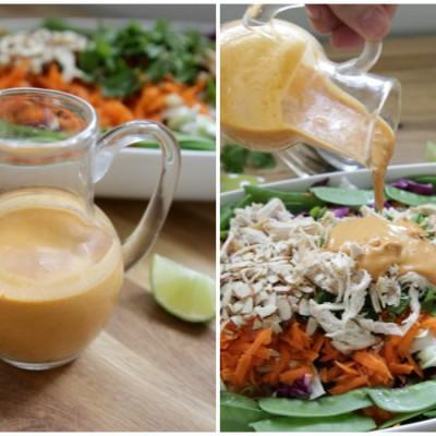 Vietnamese Cabbage Salad & Whine