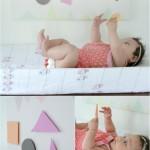 Foam Shapes Board for Baby