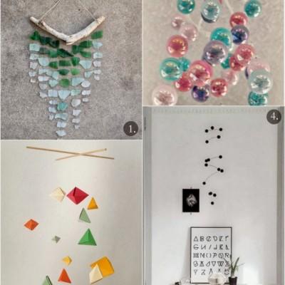 DIY Baby Mobile Ideas