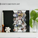 Honeycomb Photo Art