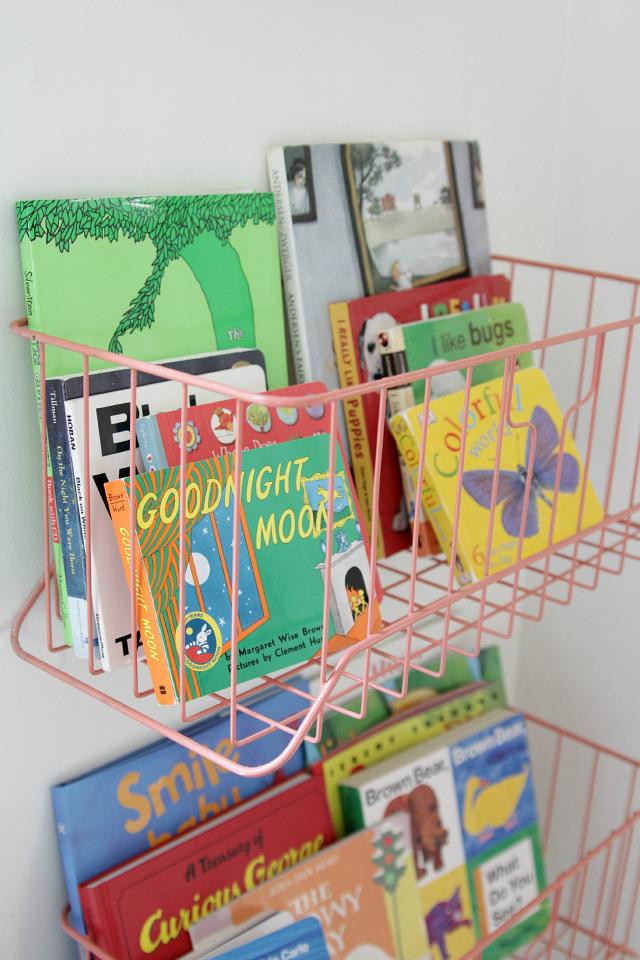 Gemma 39 s nursery decor fix - Decorative books for shelves ...