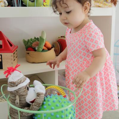 Nursery Organization & HomeGoods Giveaway