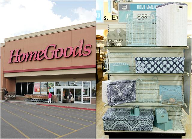 Nursery Organization HomeGoods Giveaway