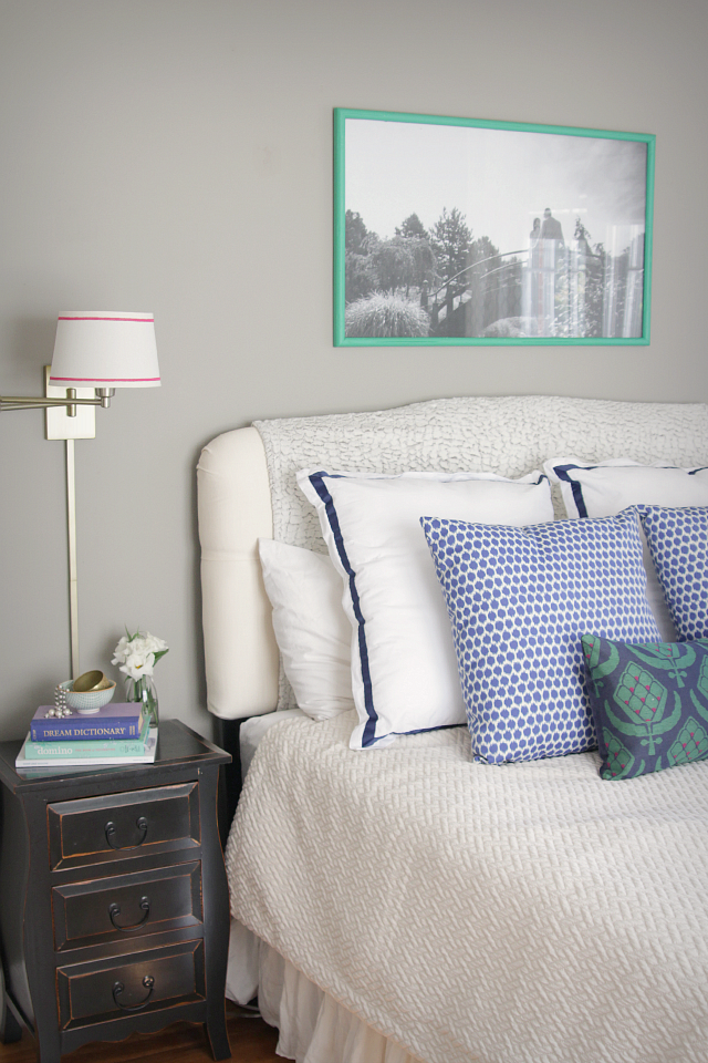 The cure for the common headboard |Decor Fix