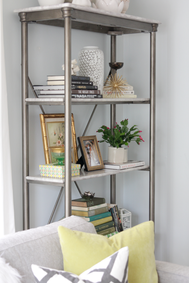 Book shelf styling | Decor Fix