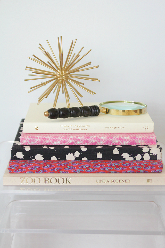 Fabric Covered Books 2