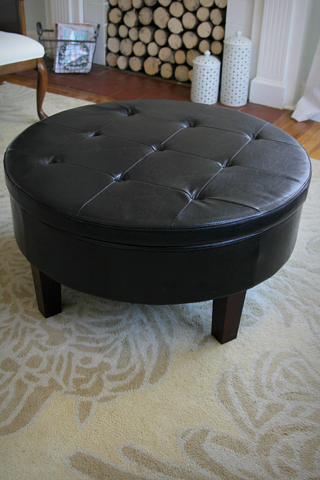 Stunning How to style a round coffee table Decor Fix