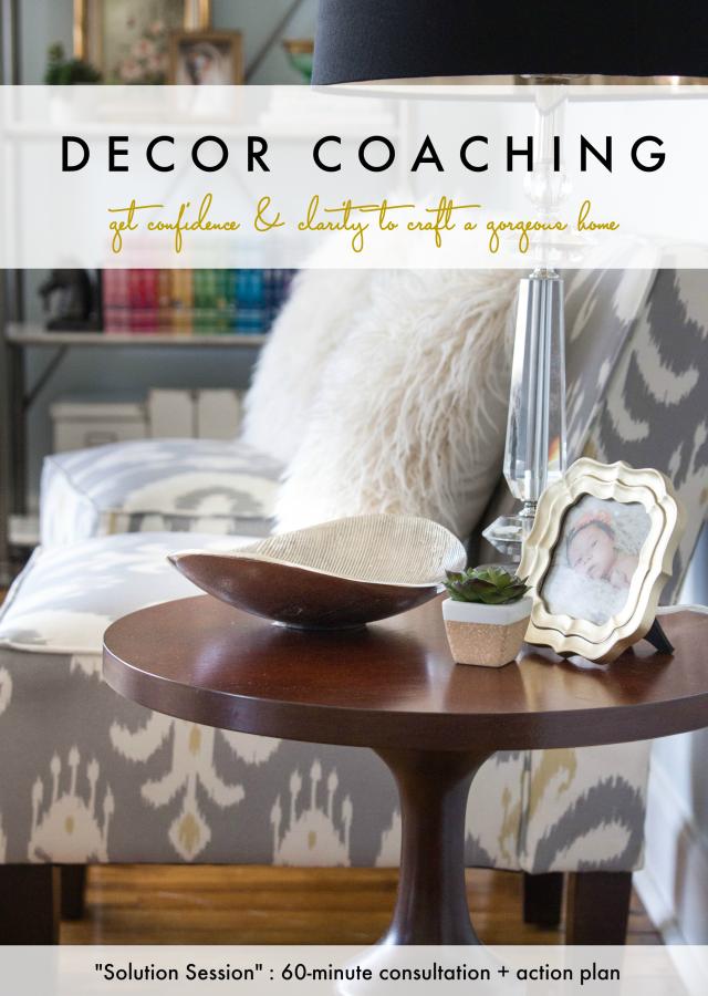 Decor Coaching