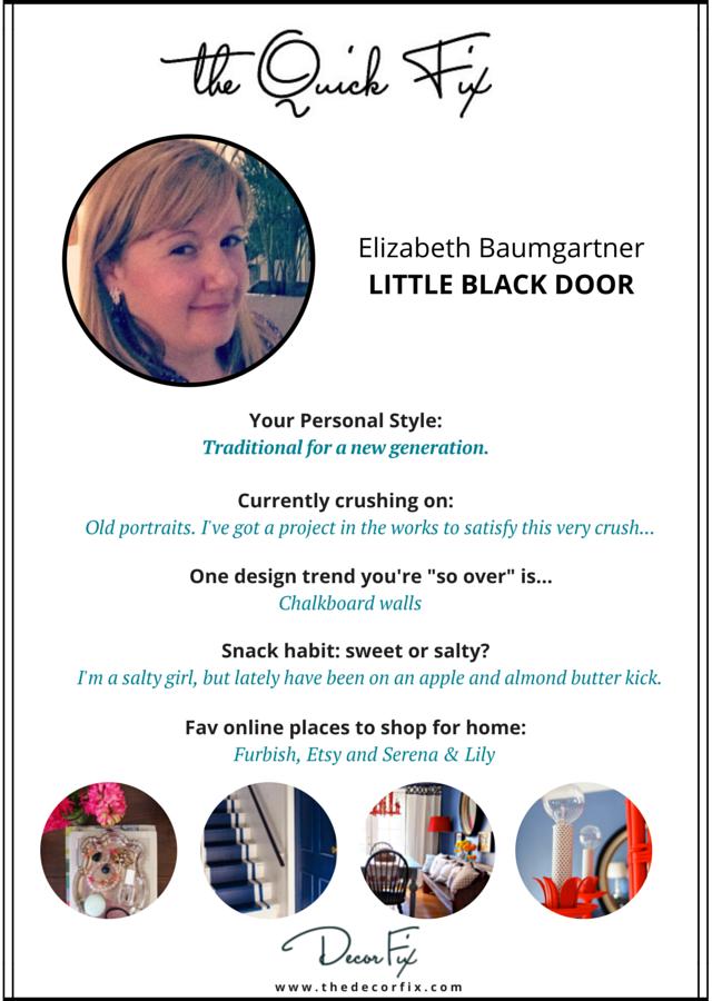 """""""The Quick Fix"""" with Little Black Door"""