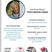 "Decor ""Quick Fix"" with Thistlewood Farms"