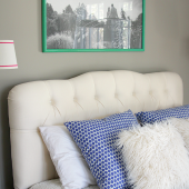 Tufted Upholstered Headboard | Decor Fix