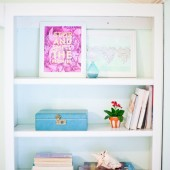 Easy tips to style your bookshelf |Decor Fix