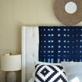 Cure for the boring headboard