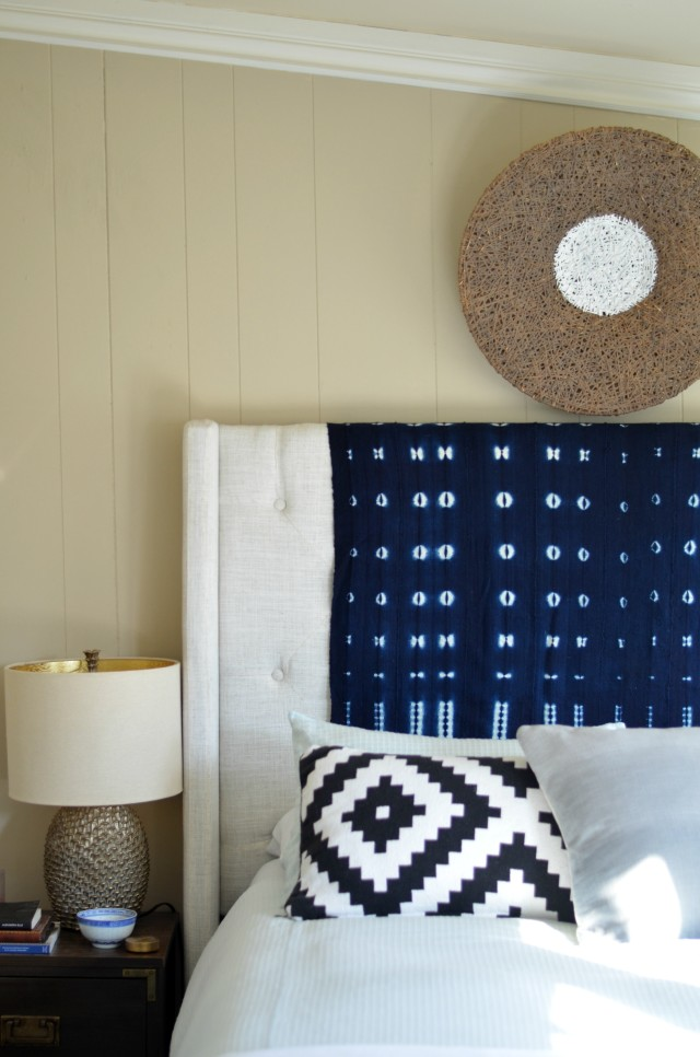 The cure for the common headboard