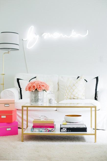 decor trend neon lights - Neon Signs For Bedroom