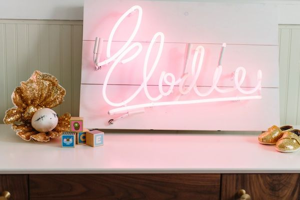 Decor Trend: Neon Lights