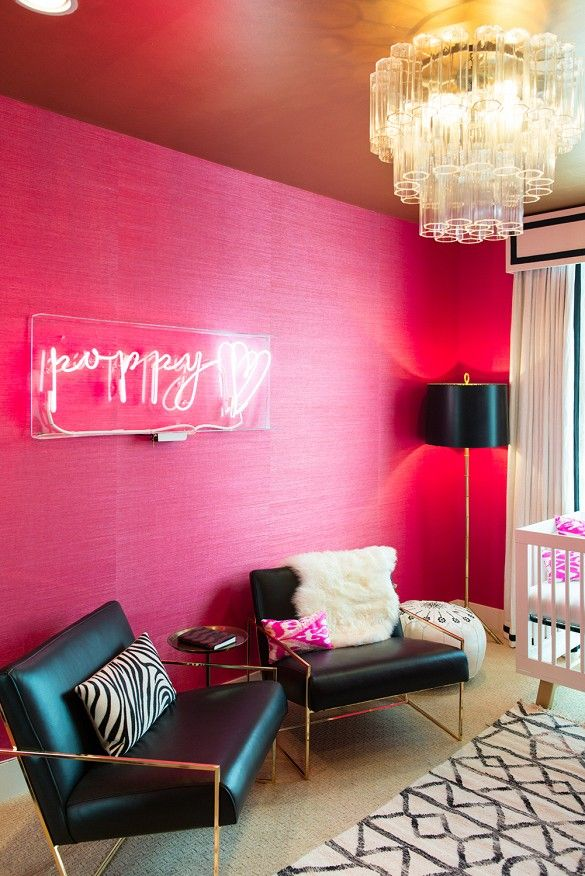 14 Gorgeous Rooms with Neon Lights |Decor Fix