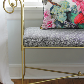 How to pick the best fabric for an upholstery project