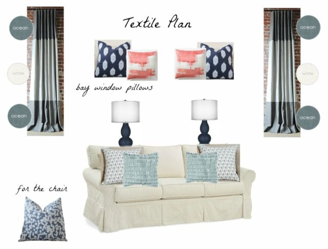 Textile plan | The Decor Fix