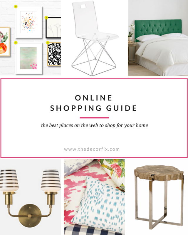 Best home decor sites online for Best online shopping for home decor