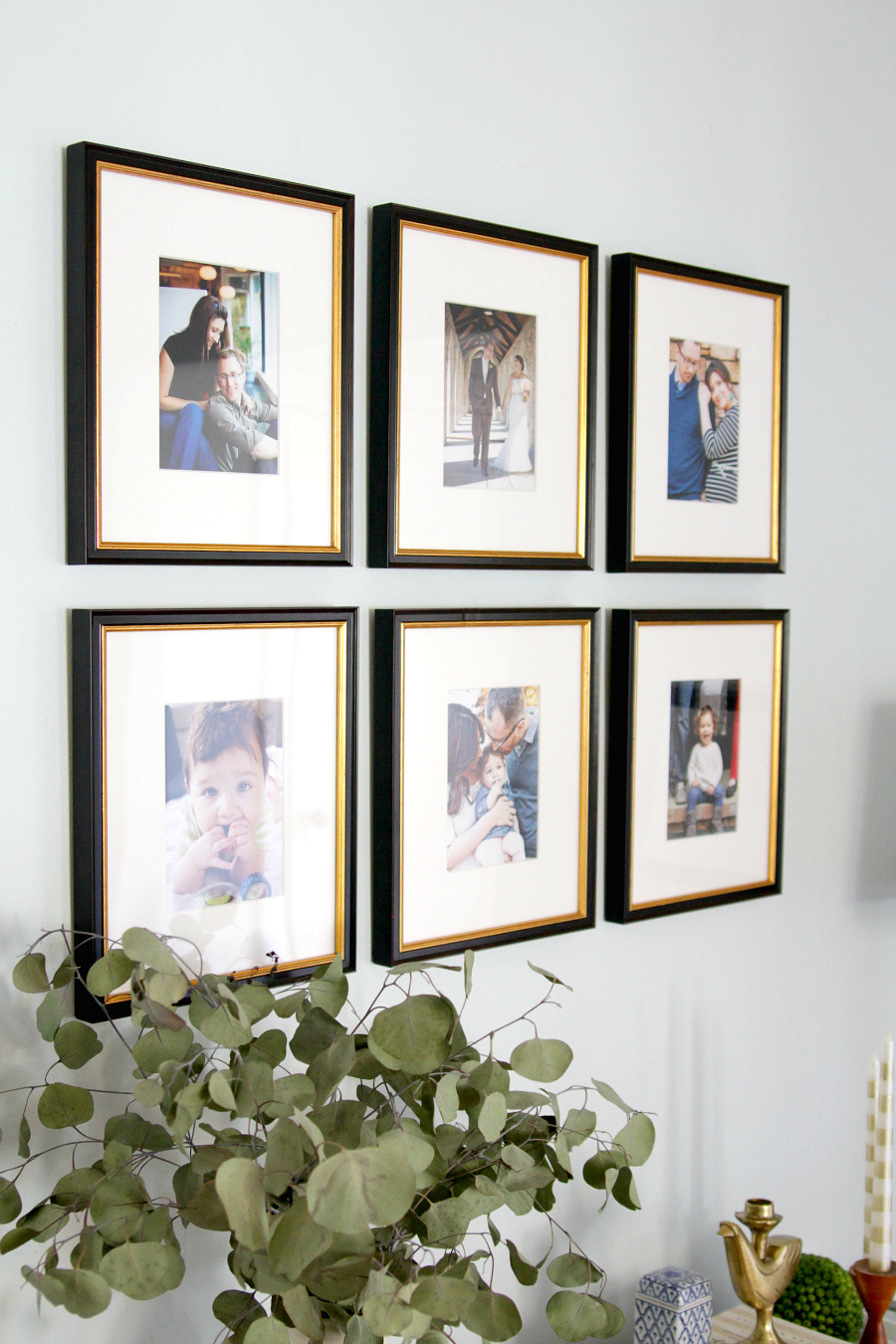 Family photo timeline family timeline gallery walla fun idea the decor fix jeuxipadfo Gallery