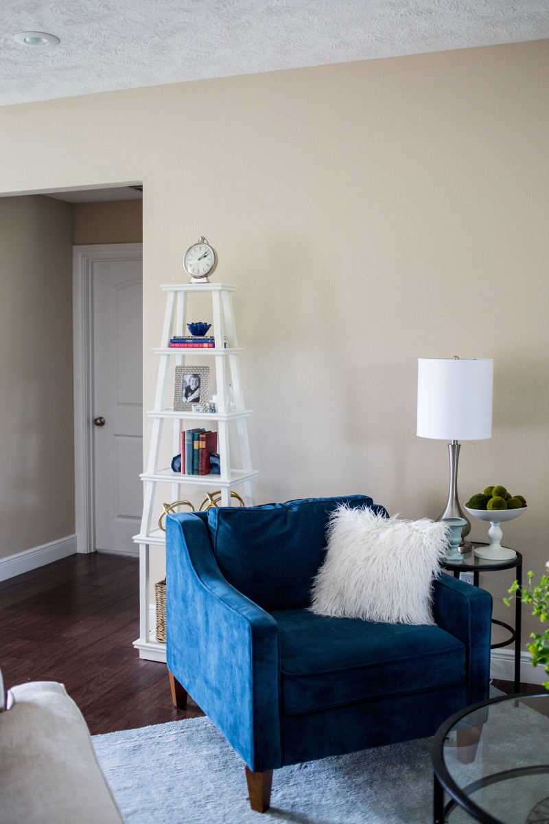 How to decorate a cohesive open concept room |The Decor Fix