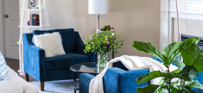 How to decorate a cohesive open concept room |The Decor FixHow to decorate a cohesive open concept room |The Decor Fix