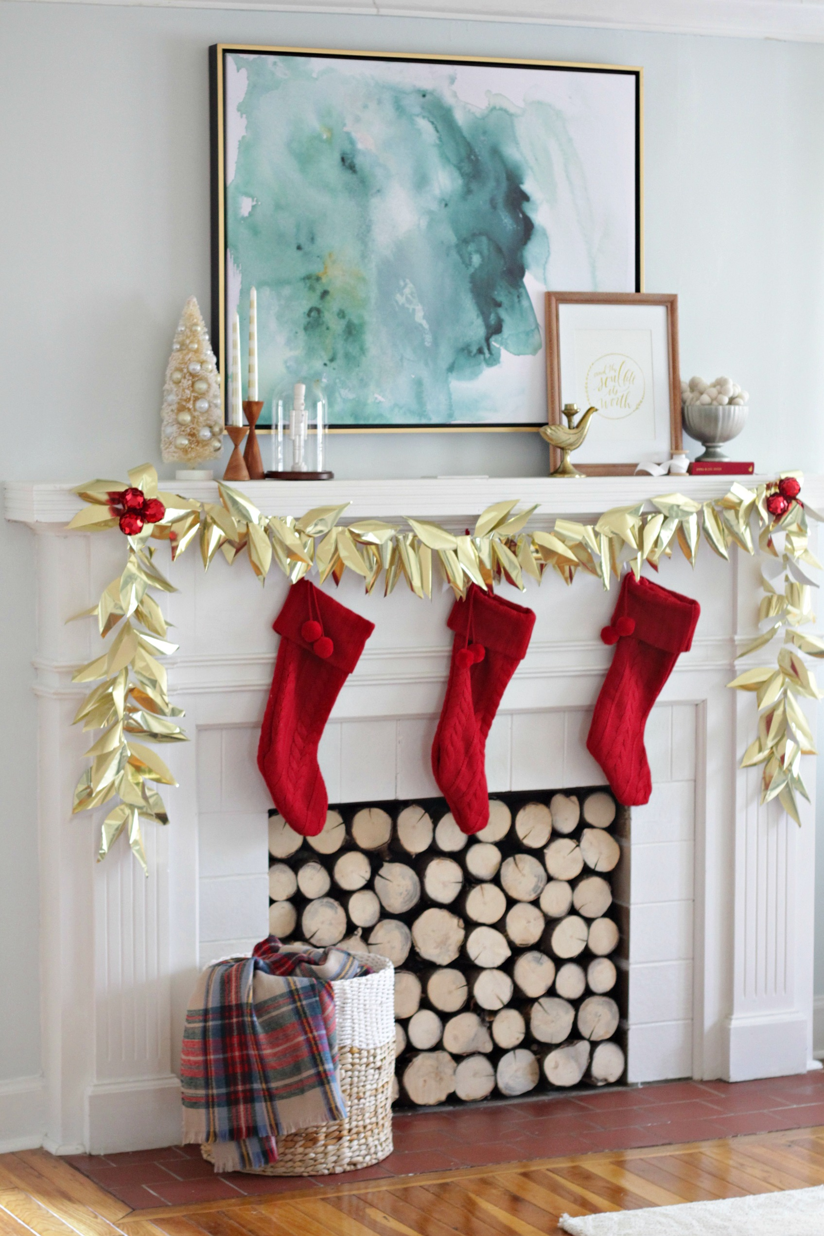 Decorating Ideas > My Holiday Home Tour  Decor Fix ~ 165708_Christmas Decorations Home Tour