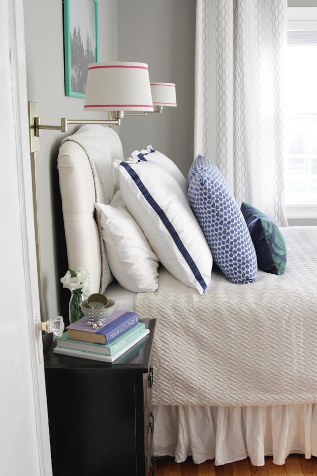 Master bedroom design | The Decor Fix
