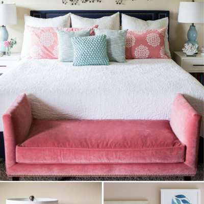 4 Tips for a Relaxing Bedroom (and a Client Project)