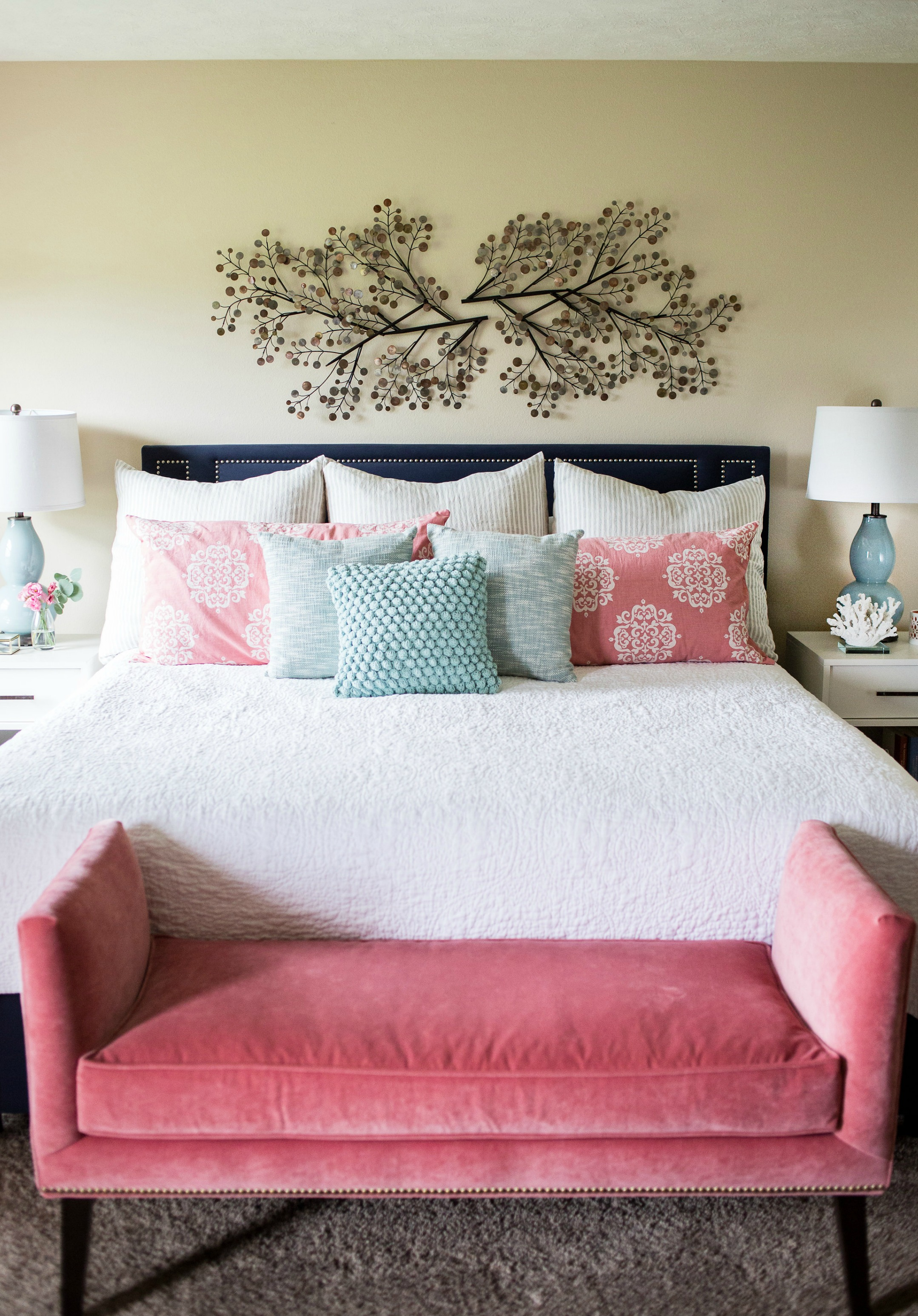 4 Tips To A More Relaxing Bedroom