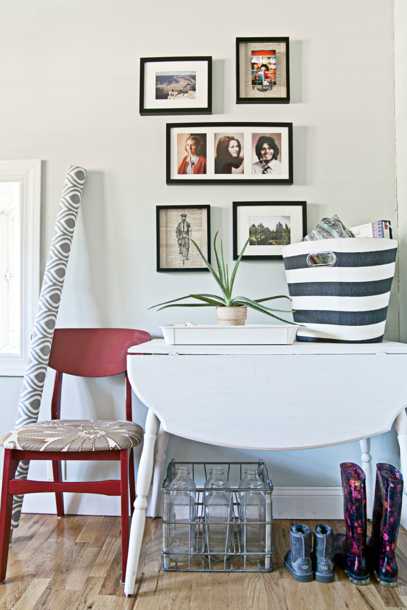 Do you have to be creative to decorate?  the Decor Fix