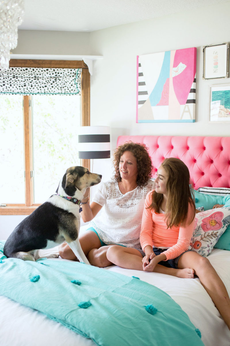 ... Teen Bedroom Makeover | The Decor Fix