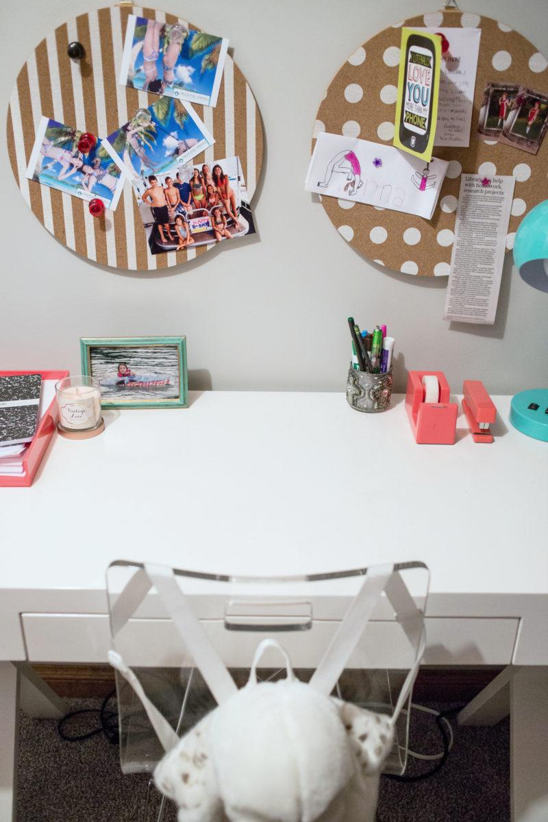 Teen bedroom makeover | The Decor Fix
